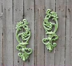 Shabby Chic Wall Sconce by 90 Best Candles Images On Pinterest Candle Sconces