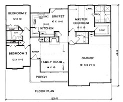 westbrook house plans floor plans blueprints architectural