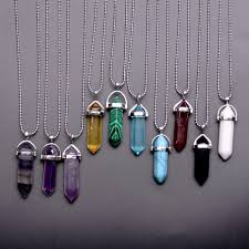 quartz necklace aliexpress images Bad girl clothes on the hunt jpeg