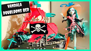 Pirate Ship Bed Frame How To Make A Pirate Ship Doll Bed For Vandala Doubloons Monster