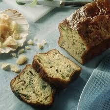recette de cuisine cake recette cake aux jacques poireaux et parmesan cuisine