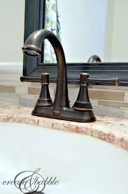 moen powder room faucets