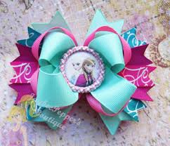 bows for hair best 25 frozen hair bows ideas on diy bow diy hair