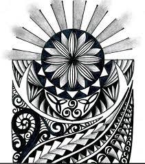 26 best polynesian designs attoos polynesian