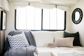 my awesome chic rv makeover no more brown and boring lindsay