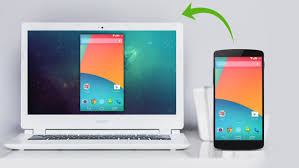 project android screen to pc how to mirror your android screen on your windows 10 pc without