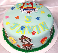 paw patrol birthday cake Google Search