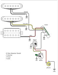 guitar wiring diagram 2 humbucker 1 volume tone webtor me remarkable