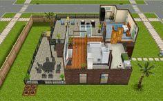 Home Design For Sims Freeplay Scandinavia Sims Freeplay House Sims Freeplay House Design Ideas