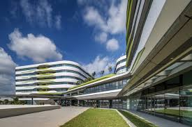 singapore university of technology and design u0027s academic campus by