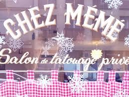 Chez Meme - birthday tattoo lazy kat