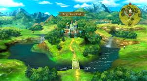 Bravely Default World Map by Best World Map In A Game Page 3 Neogaf