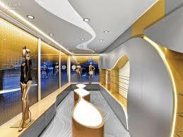 Boutique Shop Design Interior German Engineering Fun Factory By Karim Rashid