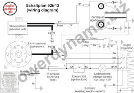 powerdynamo replacement system fitting yamaha xs 650 complete system