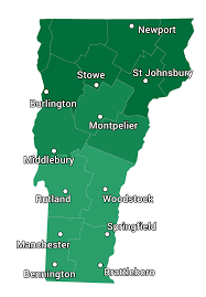 Manchester Vt Map Getting To And Around Vermont Is Easier Than You Think