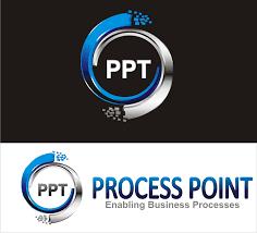 design logo ppt modern professional software logo design for ppt or processpoint