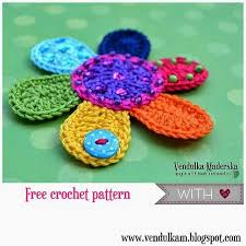 Crochet Designs Flowers 403 Best Crochet Flowers Images On Pinterest Crochet Ideas