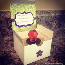 creative bridesmaid invitations ring pop bridesmaid wedding rumors