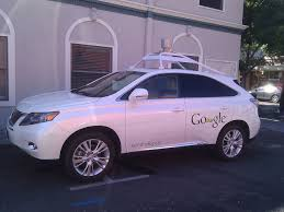 lexus rx hybrid wiki googles självkörande bil lite ansvarig för en bilolycka touchade