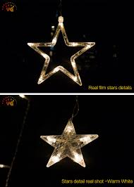 Christmas Lights Projector Outdoor by Outdoor Christmas Star Lights Bachelorette Party Decoration Star