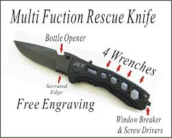 Groomsmen Gifts Knife Amazon Com 1 Personalized Engraved Custom Pocket Rescue Hunting
