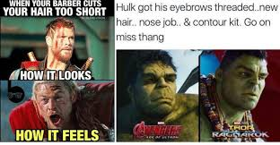 Funny Thor Memes - 33 funniest thor ragnarok memes that will make you laugh
