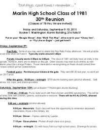 50th high school class reunion invitation high class of 1991 20 year reunion reunion invitation