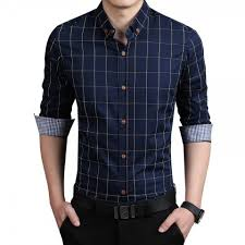 be gorgeous casual mens shirts slim fit m 5xl 100 cotton large