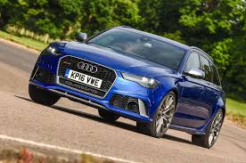 2016 audi rs6 avant performance uk review review autocar