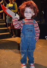 Childrens Halloween Costumes 24 Chucky Halloween Costume Toddler Images