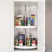 kitchen corner cupboard rotating shelf rev a shelf traditional circle independently