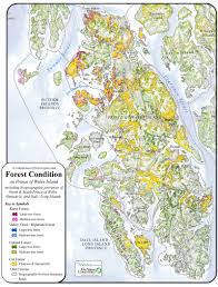 North America Forest Map by Map Gallery
