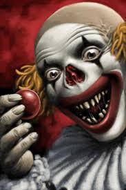 78 best clowns images on pinterest creepy clown evil clowns and