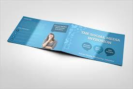 social media brochure template social media brochure template bbapowers info