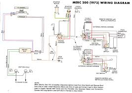 mercury outboard wiring diagrams mastertech marine