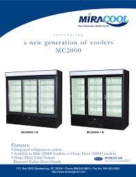 glass door commercial refrigerator commercial glass door refrigerator beverage air pdf