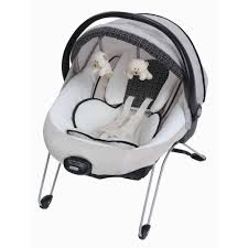 Graco Replacement Canopy by Graco Glider Elite 2 In 1 Gliding Baby Swing Pierce Walmart Com