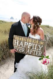 intimate beach wedding u2013 kim and robert u2013 cannon beach oregon