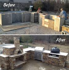 creating your backyard bar b que with our earthcore isopanels