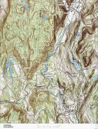 Appalachian Trail Map Pennsylvania by Appalachian Trail Hiking Map Kent