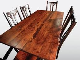 Custom Built Dining Room Tables by Amish Furniture Gallery Custom Built Solid Wood Furniture