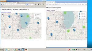 L Map Chicago by Github Chriscalip L Uniformcontrol Leaflet Js Control And