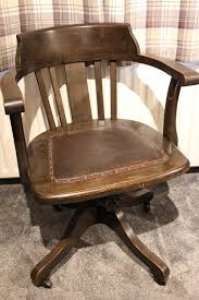 Antique Swivel Office Chair by Antiques Sarah Jones Antiques Arts And Curios