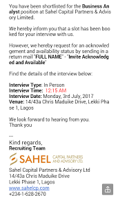 how to identify a scam interview invitation jobs vacancies 87