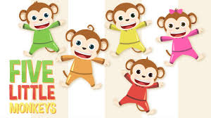 No More Monkeys Jumping On The Bed Song Five Little Monkeys Jumping On The Bed Kids Songs Baby Songs