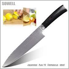 8 Inch Kitchen Knife by Aliexpress Com Buy Damascus Knives 8 Inch Chef Kitchen Knives