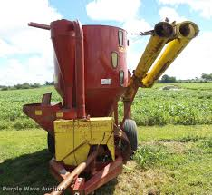 new holland 355 feed grinder mixer item db5888 sold sep