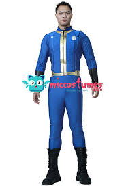 Cloud Strife Halloween Costume Fallout 4 Sole Survivor Nate Cosplay Costume Sale