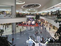 sm mall of asia the 3rd largest shopping mall in the world