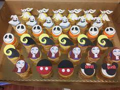 nightmare before christmas cupcake toppers nightmare before christmas edible cupcake toppers by taleenshop